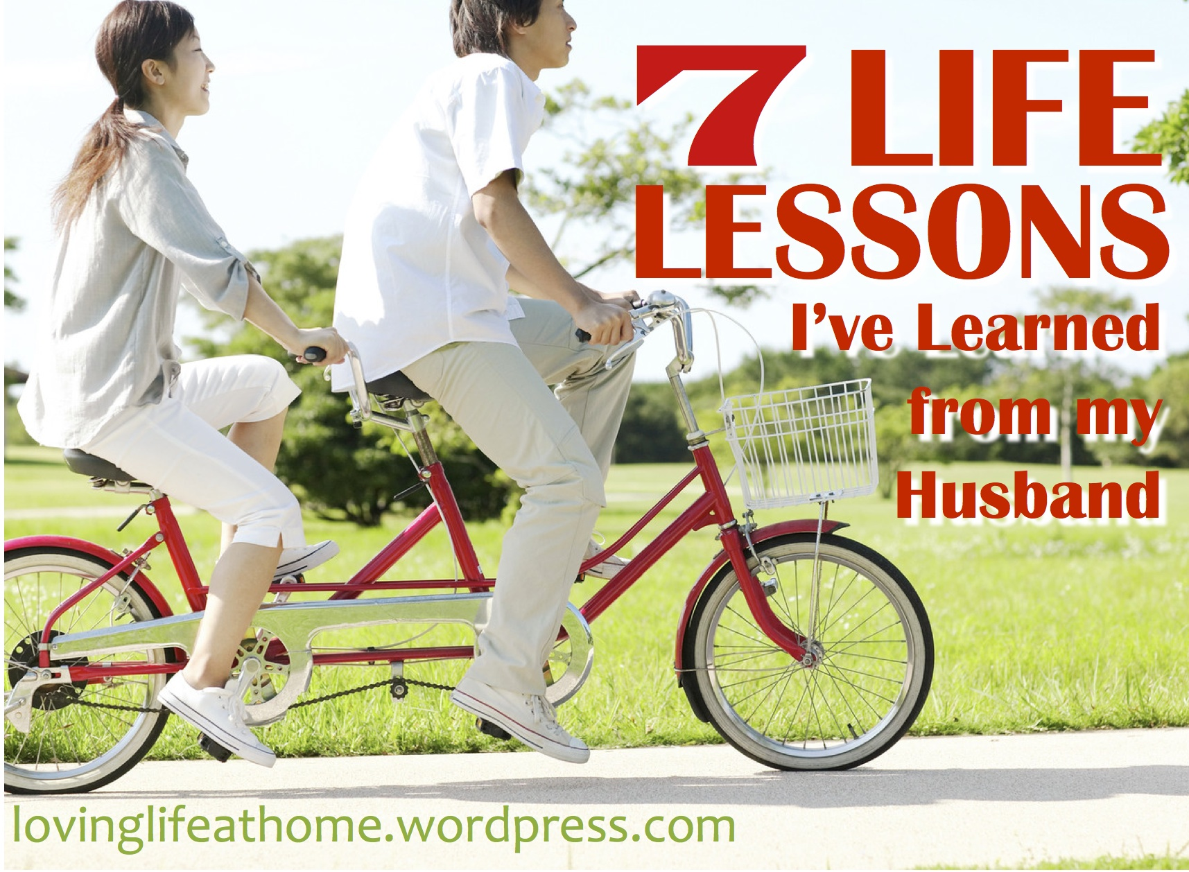 7 Life Lessons I've Learned From My Husband