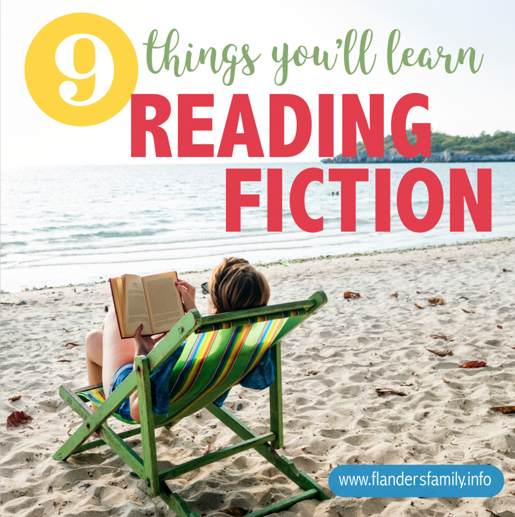 9 Things You'll Learn from Fiction