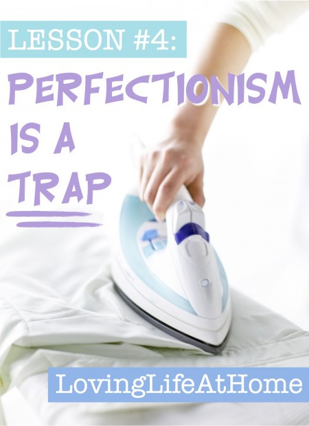 Does Perfectionism Have You Trapped?