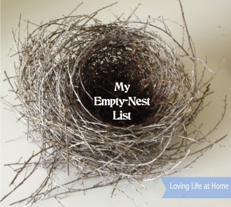 My Empty Nest List