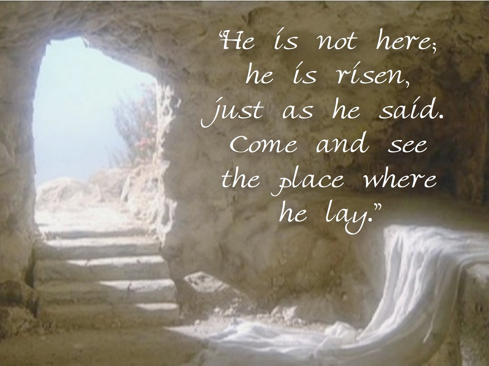 This is the Tomb
