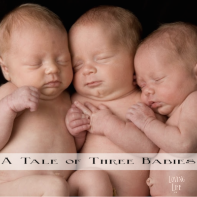 Crisis Pregnancy: A Tale of Three Babies