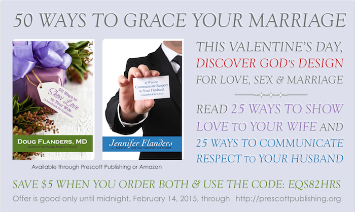 50 Ways to Grace Your Marriage...