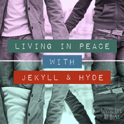 Q&A: Living with  Jekyll & Hyde