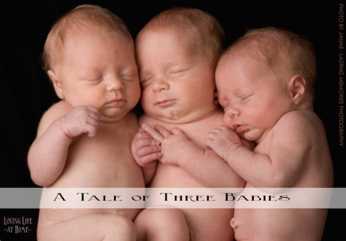 A Tale of Three Babies -- Powerful article!