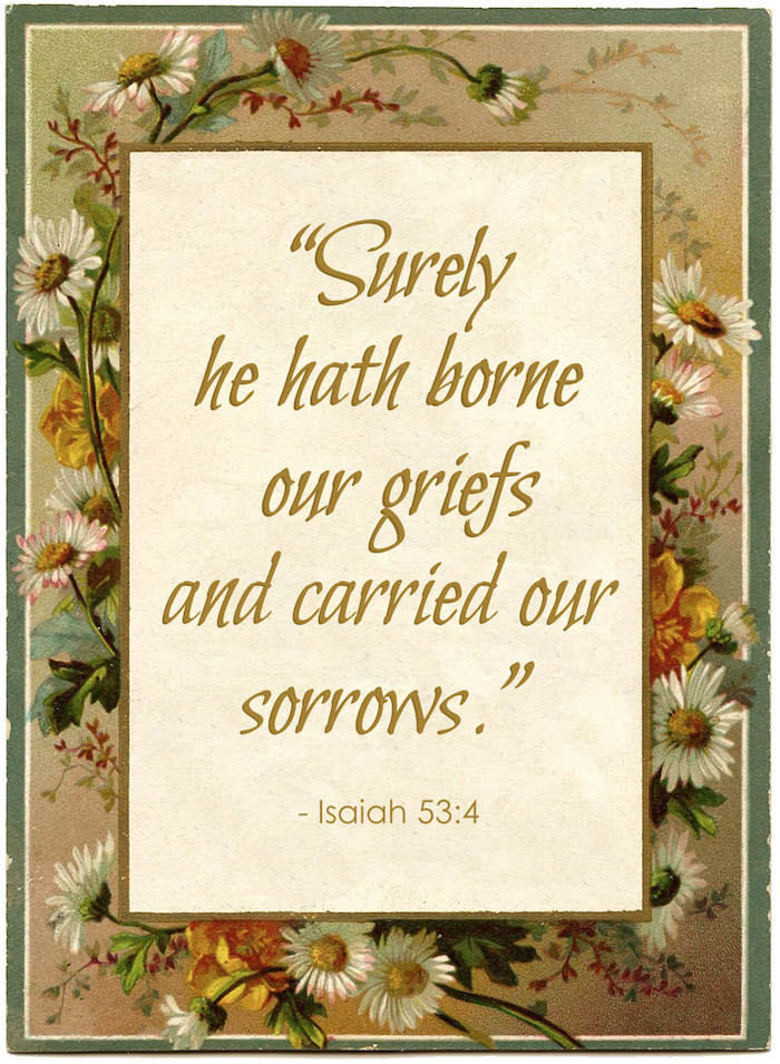 Griefs and Sorrows