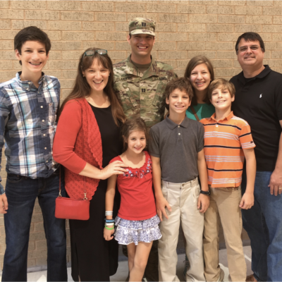 For Military Mothers: The Boy Enlists