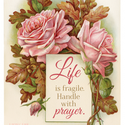 My New Year's Resolution: Continue in Prayer
