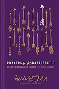 Prayers for the Battlefield-- one of my top 10  books of 2018