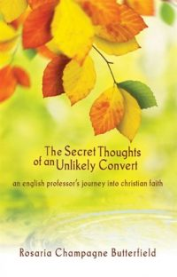 Secret Thoughts of an Unlikely Convert -- one of my top 10  books of 2018