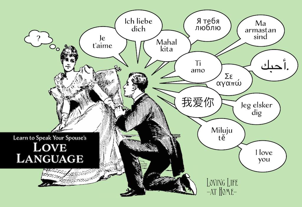 Speak Your Spouse's Love Language