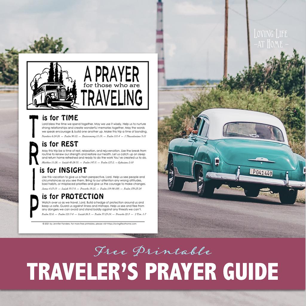 Free Printable Guide